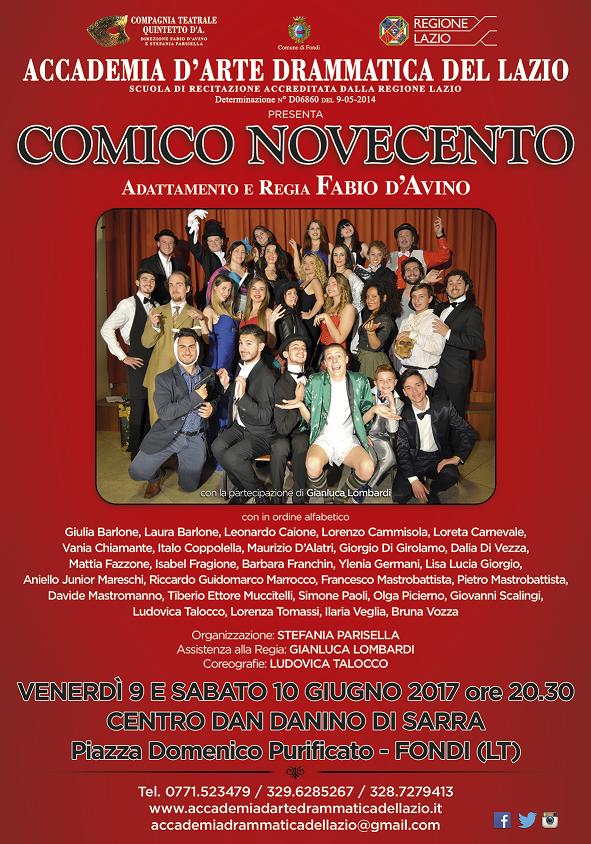 COMICO NOVECENTO-fabio-davino