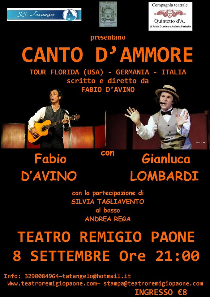 Canto d'ammore