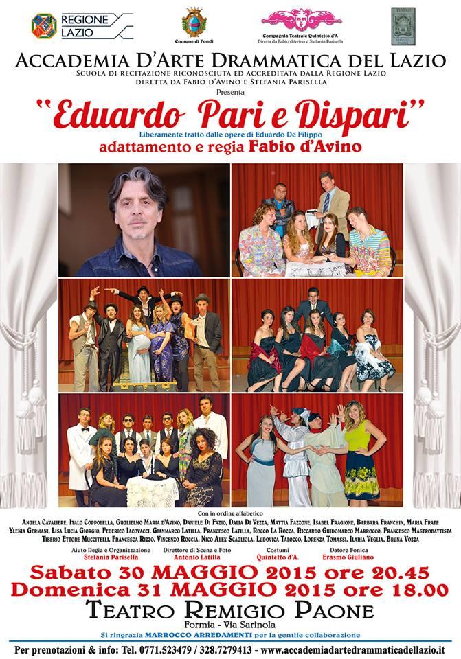 Eduardo Pari e Dispari 2015