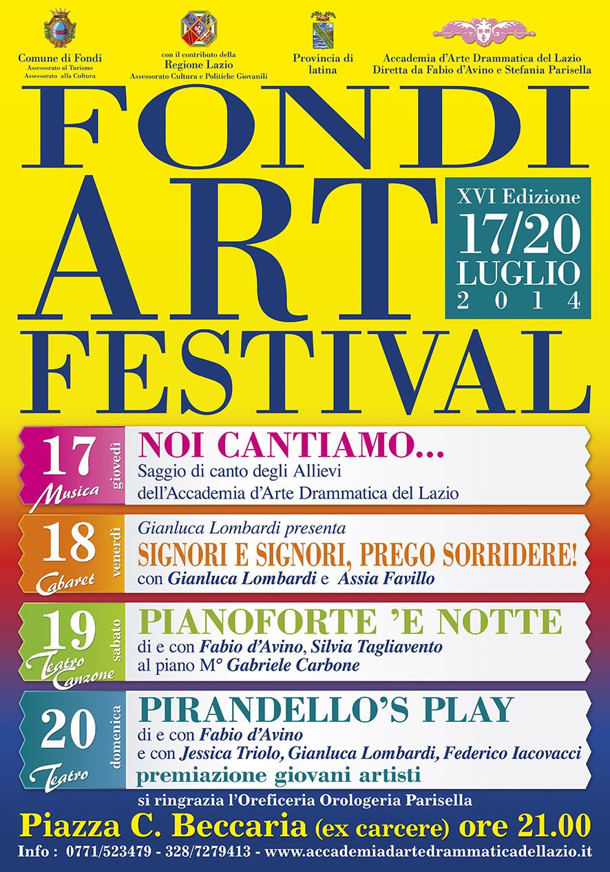 Fondi Art Festival 2014