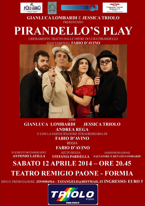 Pirandello's play 2014